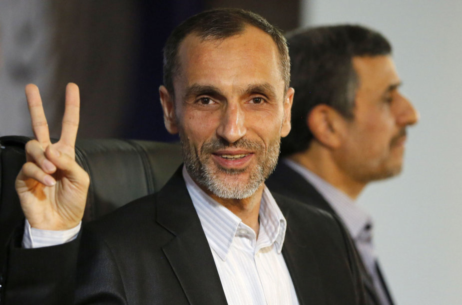Buvęs Irano viceprezidentasHamidas Baghaie