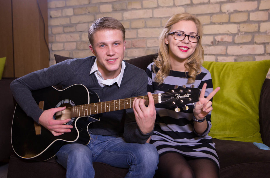 Paulius ir Monika
