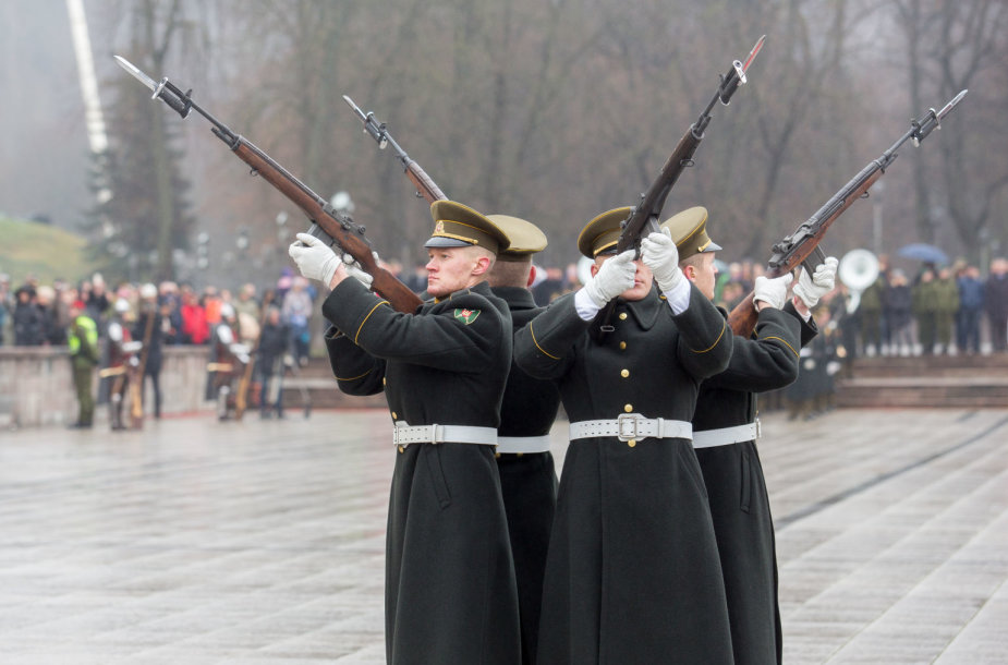 Lietuvos kariuomenės diena