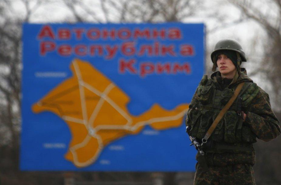 Rusų karys Kryme
