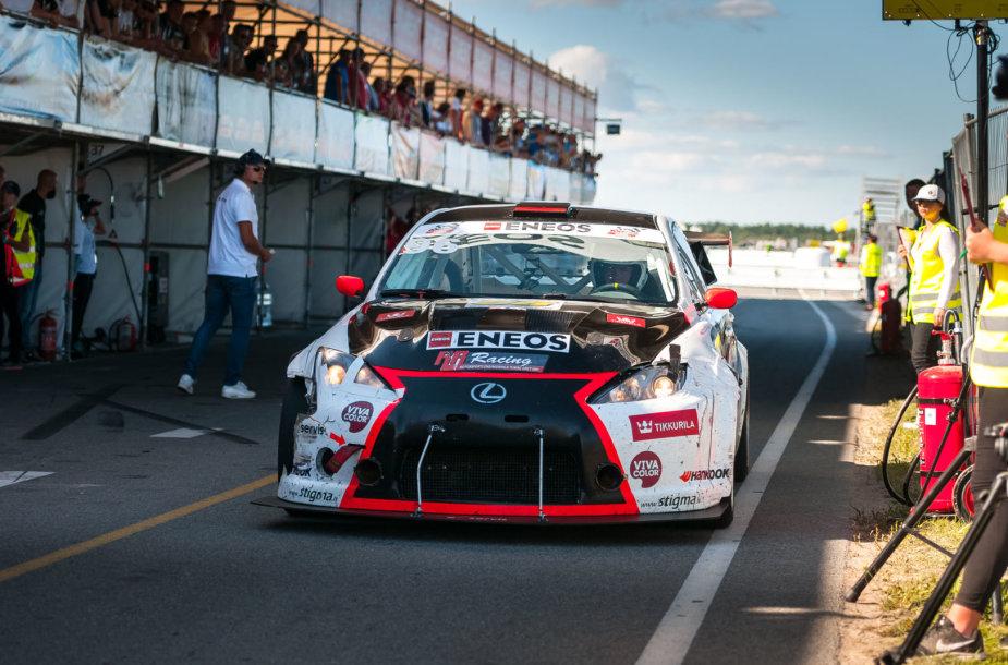 """Lexus Team LT"" komanda ""ENEOS 1006 km lenktynėse"""
