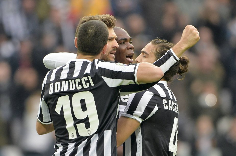 """""""Juventus"""" futbolininkai"""
