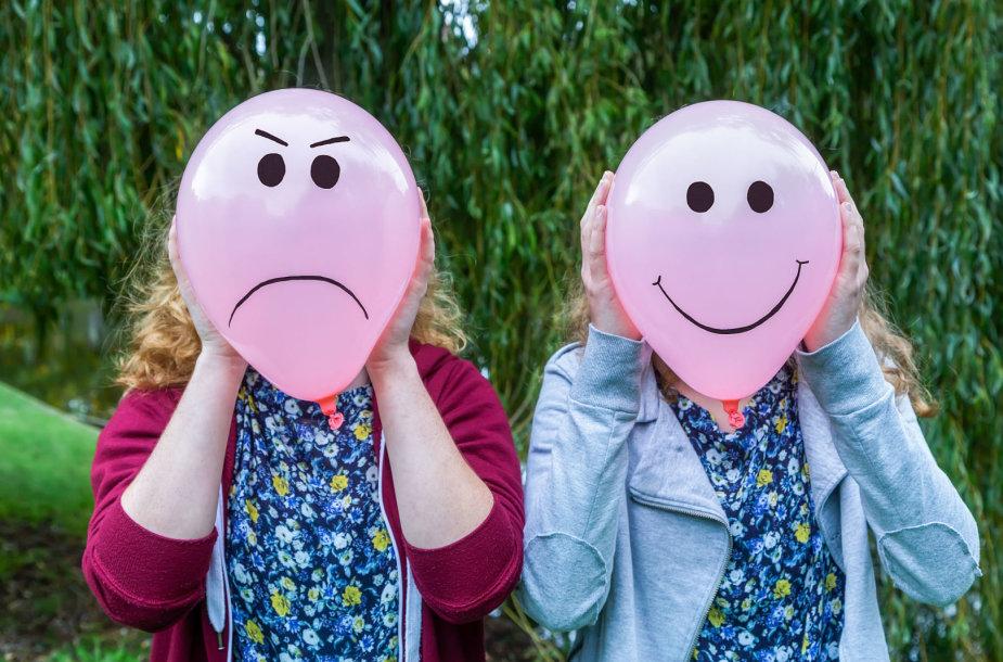 Kaip būti laimingam?