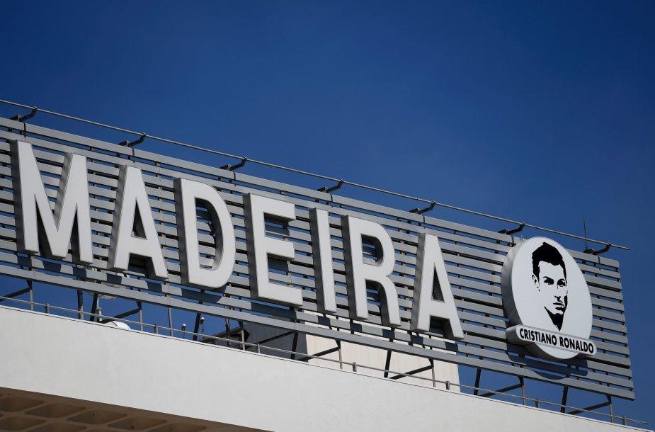 Oro uostas Madeiroje