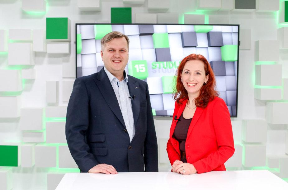 Antanas Mockus ir Regina Statkuvienė
