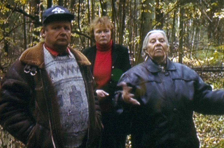 """Kadras iš filmo """"Iš miško"""""""