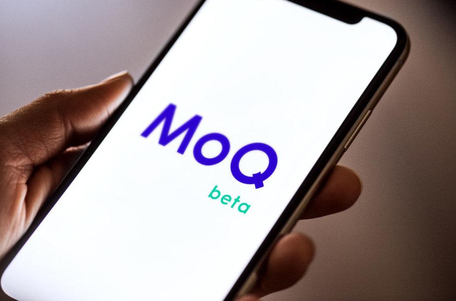 MoQ mokėjimų programėlė