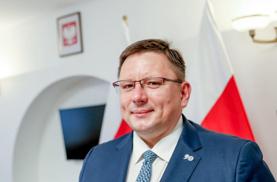 Rafałas Milczarskis