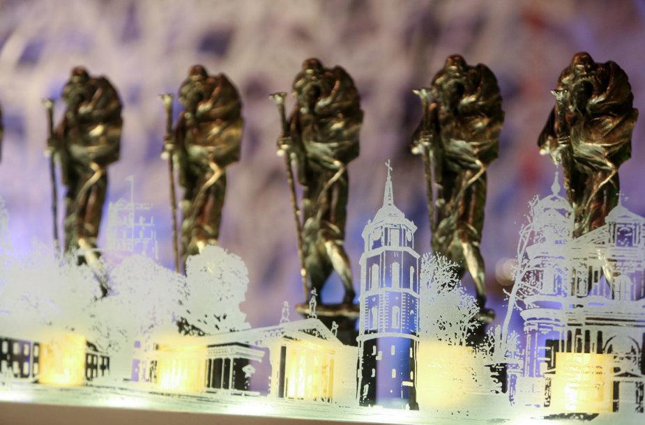 Šv.Kristoforo statulėlių įteikimo ceremonija