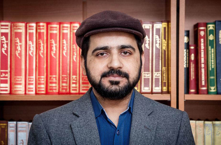 Ahmedas Farazas