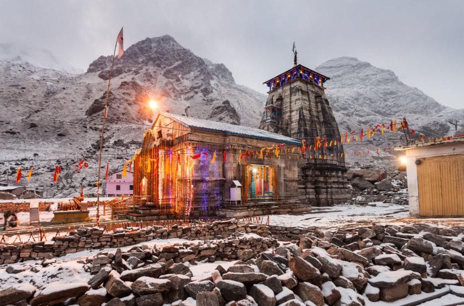 Kedarnath šventykla