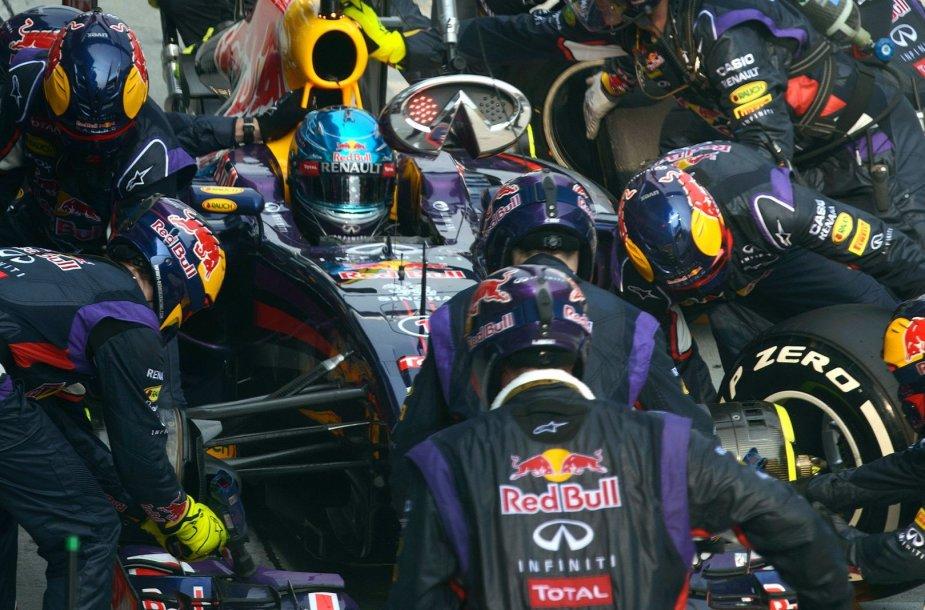 F-1 lenktynės Malaizijoje, Sepango trasoje