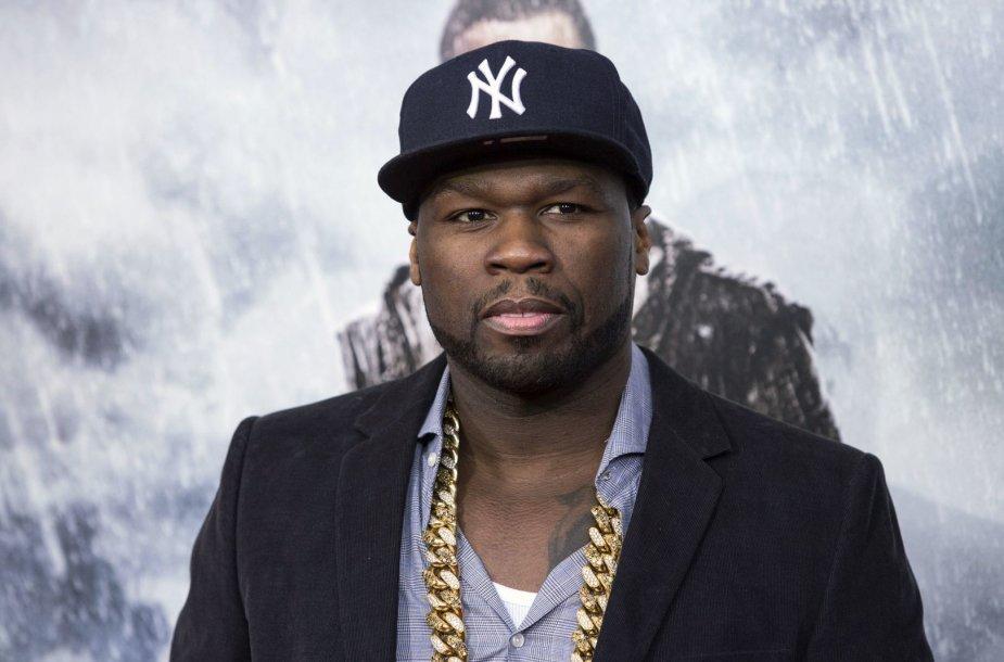Curtis 50 Cent Jacksonas