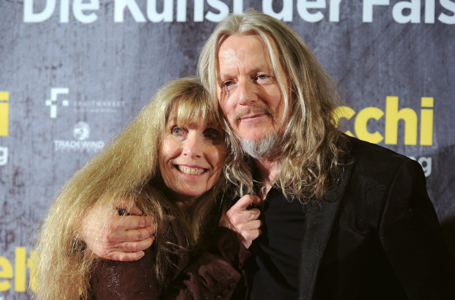 Wolfgangas ir Helene Beltracchiai
