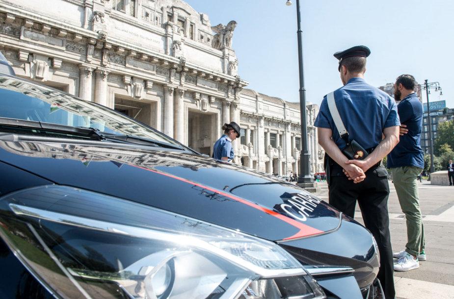 Italijos policija