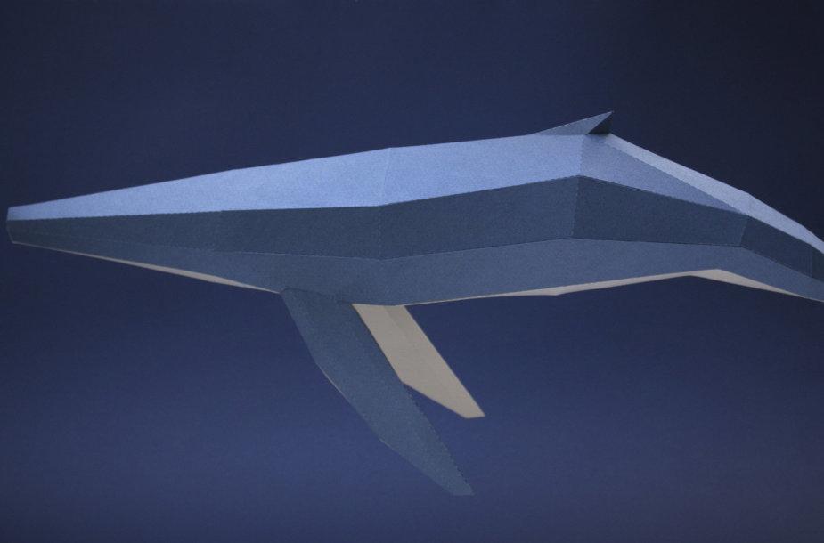 Popierinis banginis