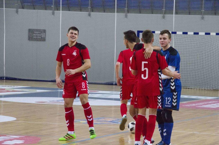 Lietuva U-19 – Latvija U-19