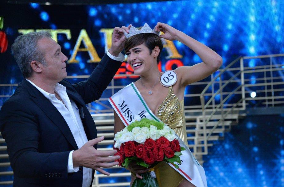 """""""Mis Italija 2015"""" Alice Sabatini"""