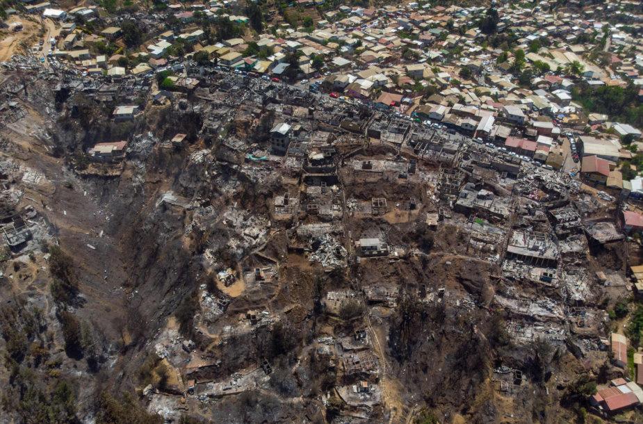 Valparaisas, Čilė