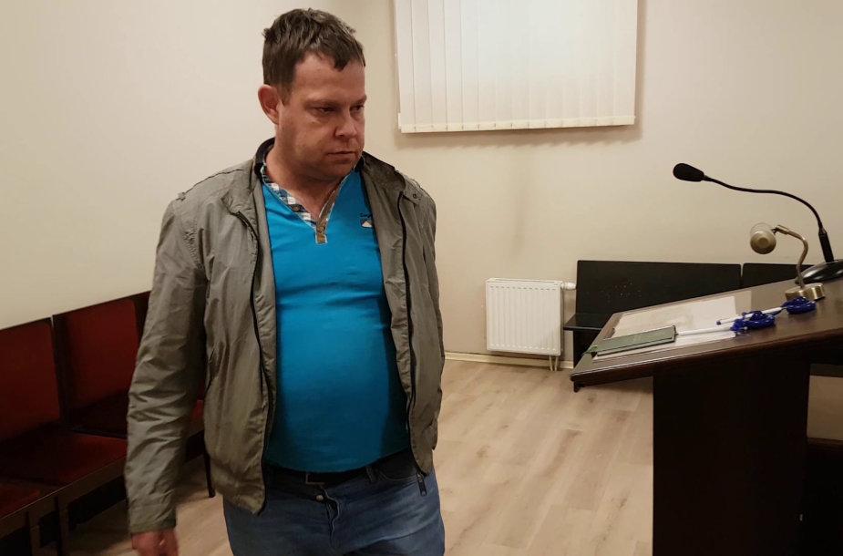 Andrejaus Čmeliovo byla Vilniaus apygardos teisme