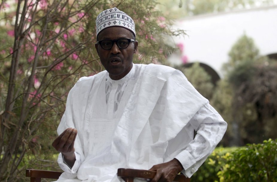 Muhammadas Buhari