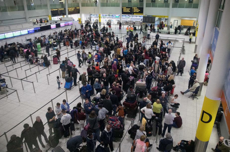 Londono Gatviko oro uostas, Jungtinė Karalystė