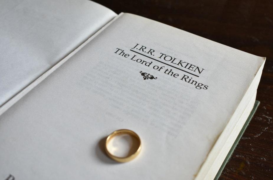 """""""Žiedų valdovas"""""""