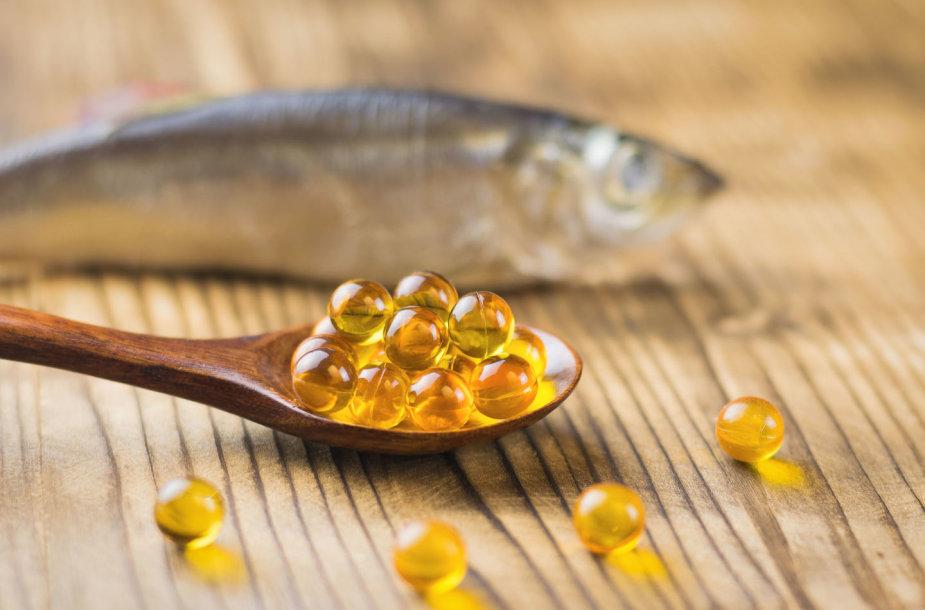 Žuvų taukai