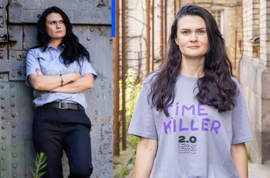 Dovilė Jonuškaitė-Zunkienė