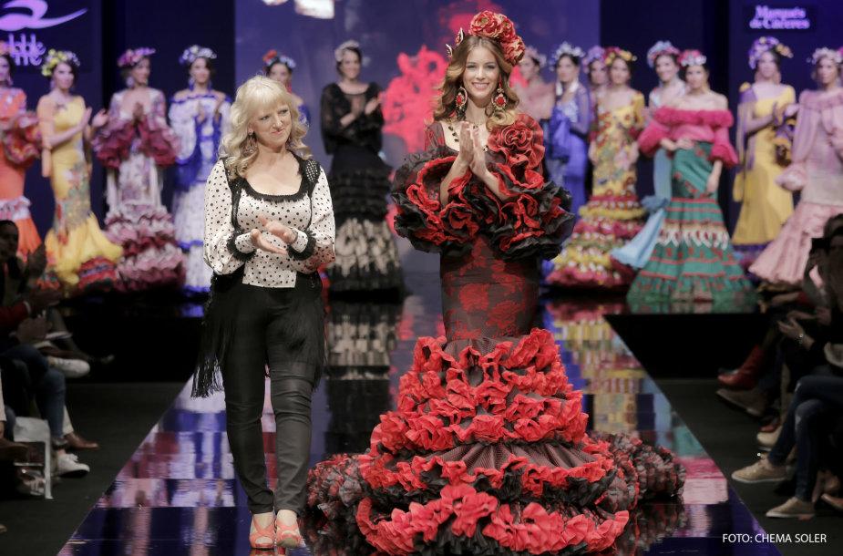 Rimos Pocevičienės flamenko suknelių kolekcija