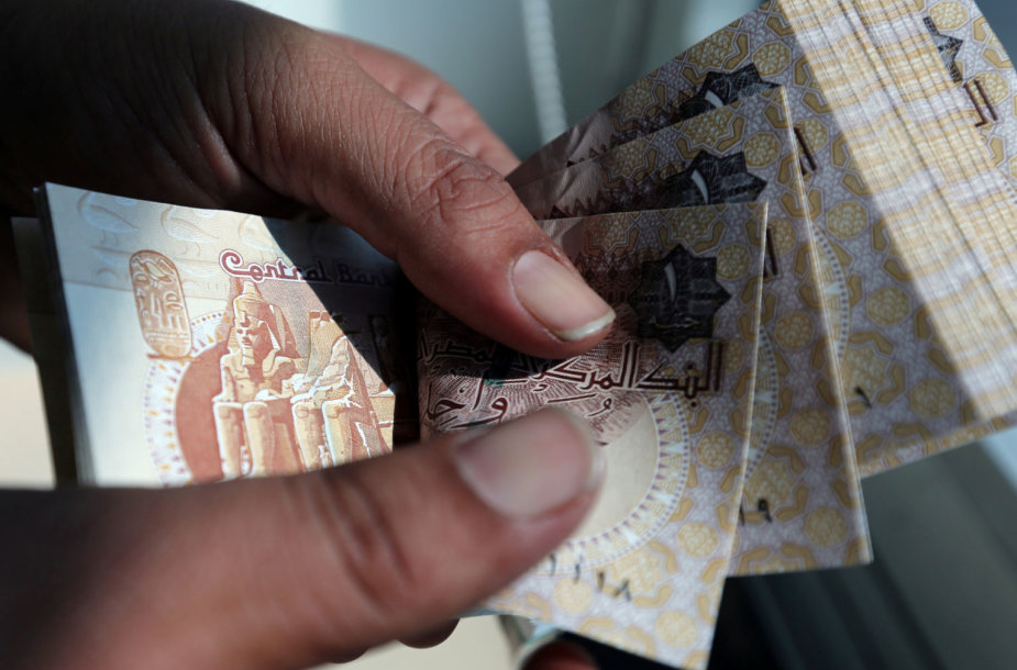 Egipto svarai