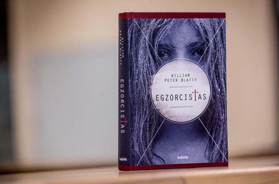 "Knyga ""Egzorcistas"""