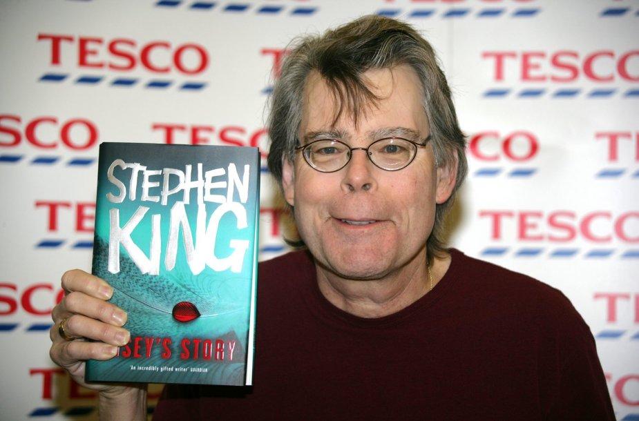Rašytojas Stephenas Kingas