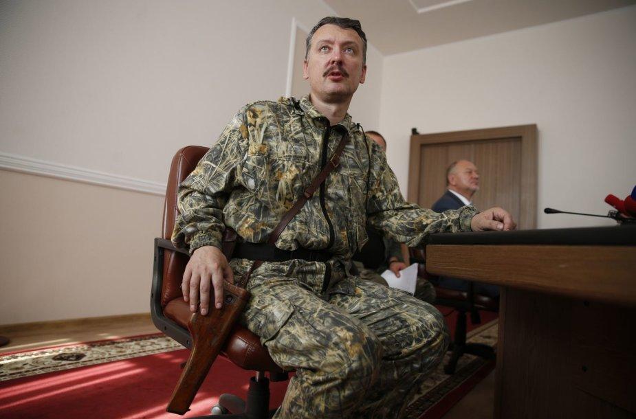 Igoris Strelkovas-Girkinas