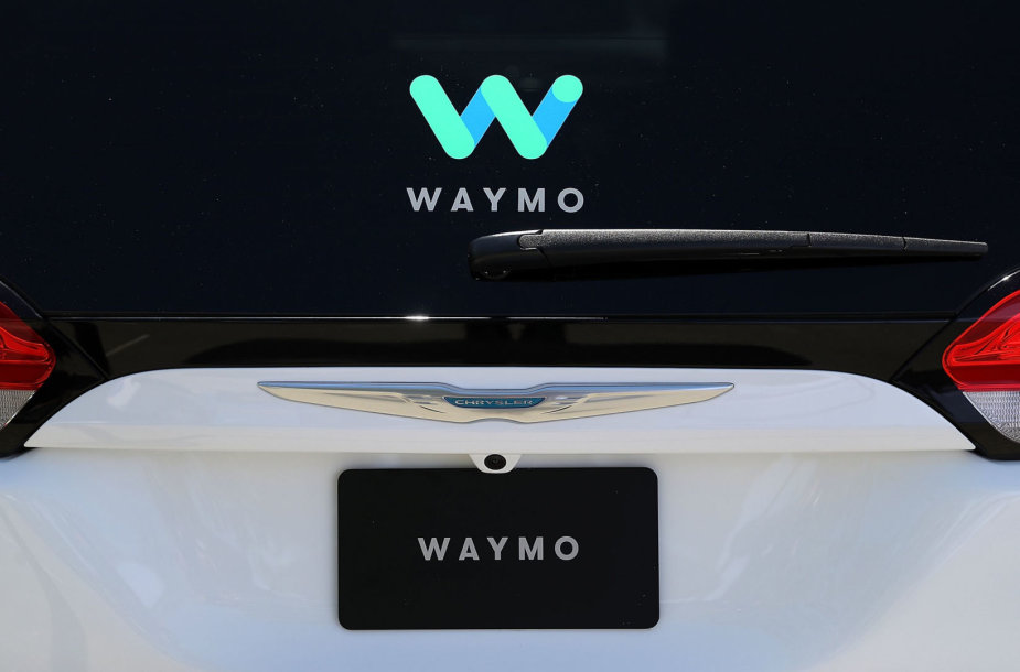"""""""Waymo"""""""