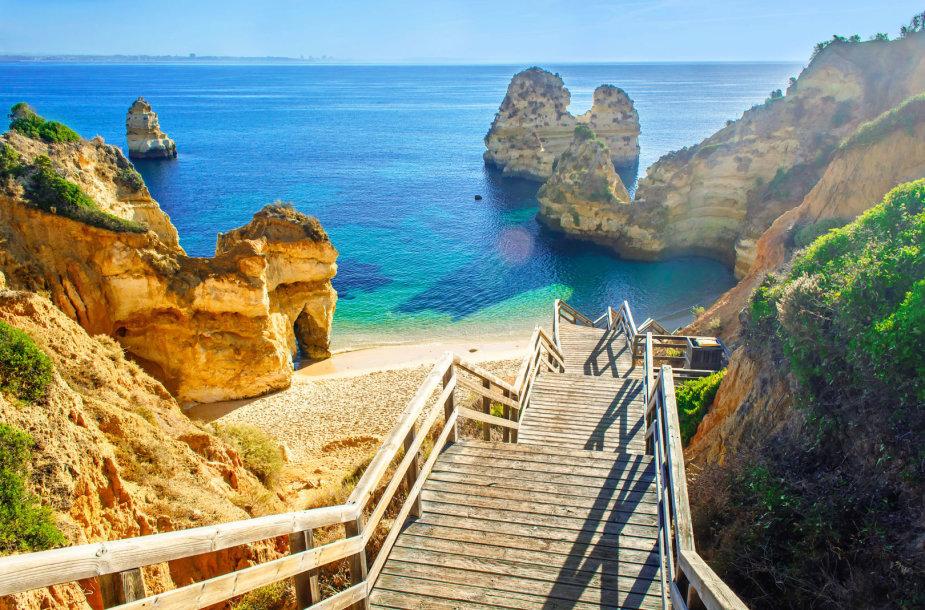 Portugalija, Algarvės regionas