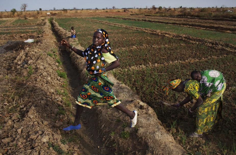 Ūkininkai Malyje