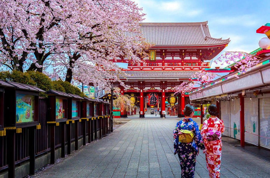 1. Tokijas, Japonija