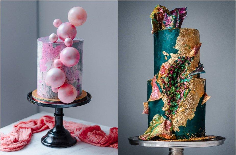 Fantastiški Julián Ángel tortai