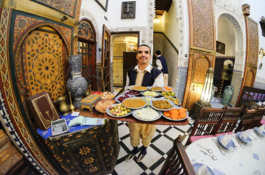 Maroko patiekalai ne tik atrodo gražiai, bet ir yra neapsakomai gardūs