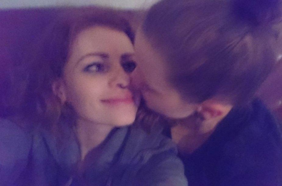 Rimantė ir Katharina