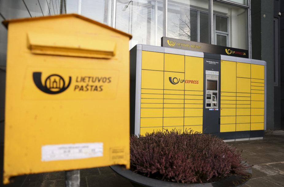 Lietuvos paštas