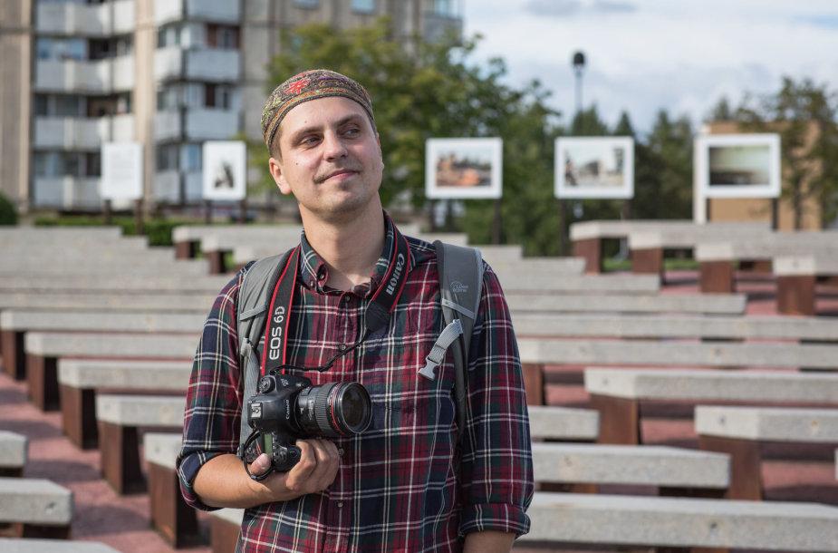 Fotožurnalistas Artūras Morozovas