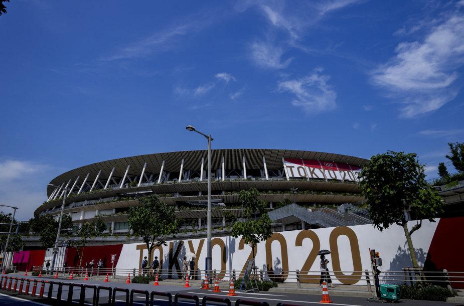 Tokijo nacionalinis stadionas