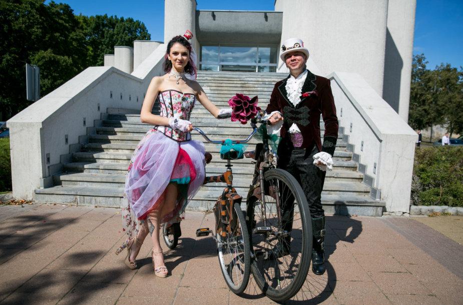 Donato Dubausko ir Gretos Barkauskaitės vestuvės