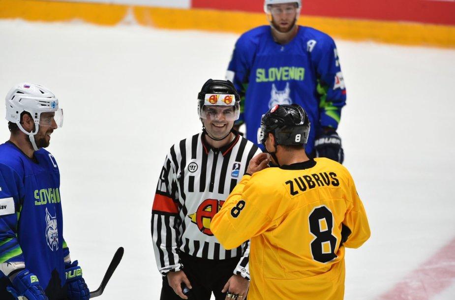 Lietuva –Slovėnija