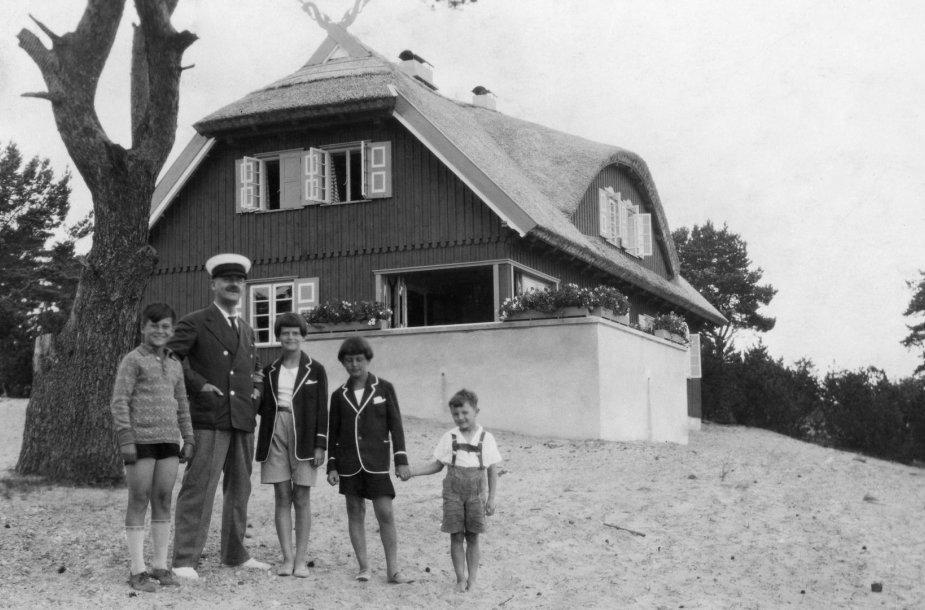 Thomas Mannas 1930-06-01 Nidoje