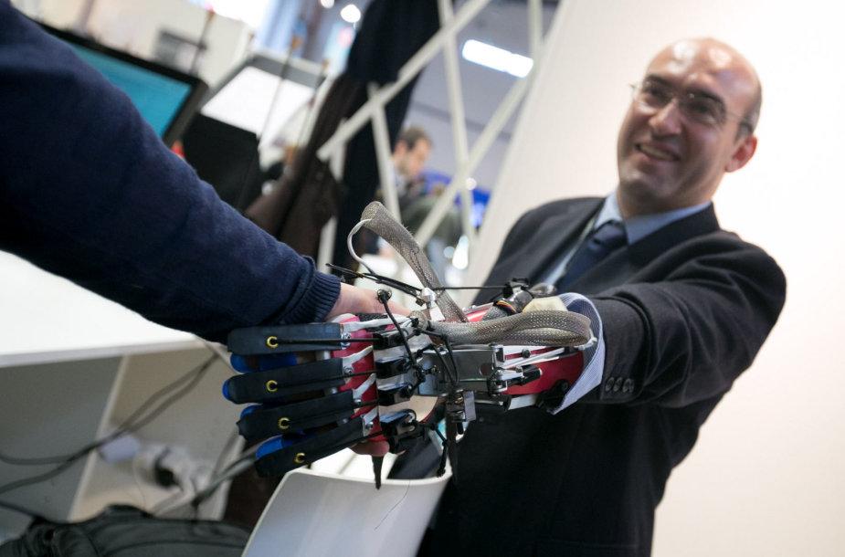 Robotinė ranka