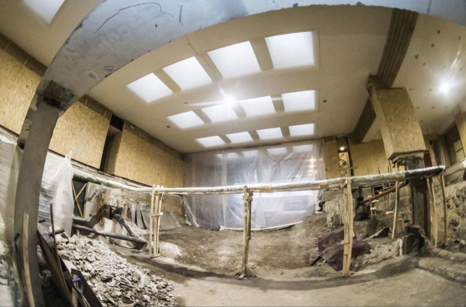 LNDT rekonstrukcija