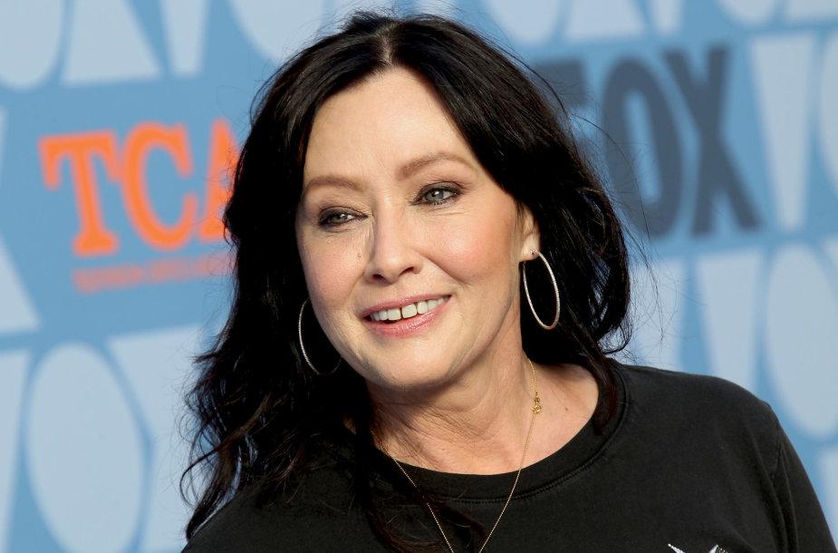 Aktorė Shannen Doherty